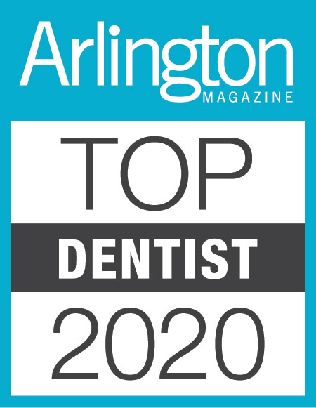 Arlington Magazine - Top Dentist 2020